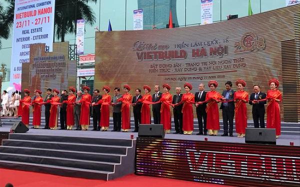Timestone Việt Nam tham dự hội chợ triển lãm Vietbuild Hà Nội 2018