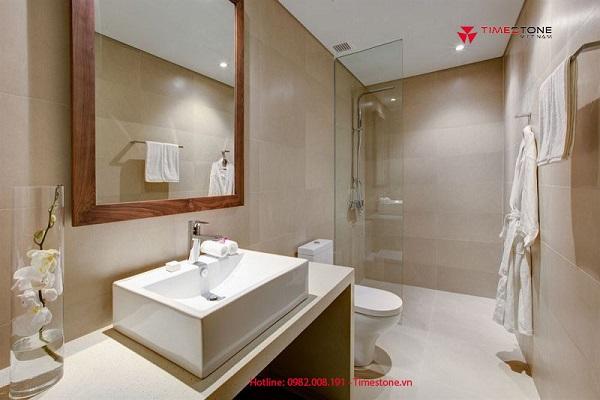 Chọn đá ốp phòng tắm, nên chọn loại nào?