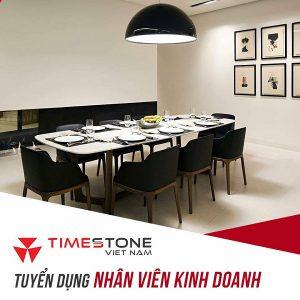 Timestone Việt Nam tuyển dụng vị trí nhân viên kinh doanh
