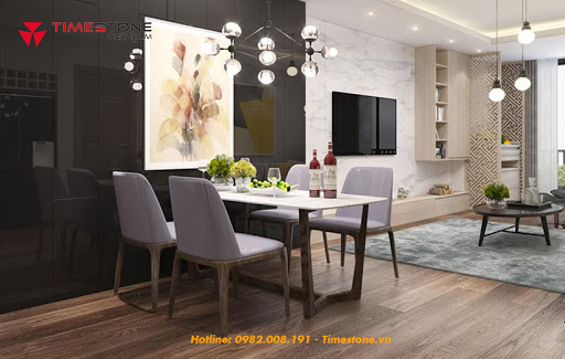 Cách thiết kế nội thất sang trọng cho nhà liền kề