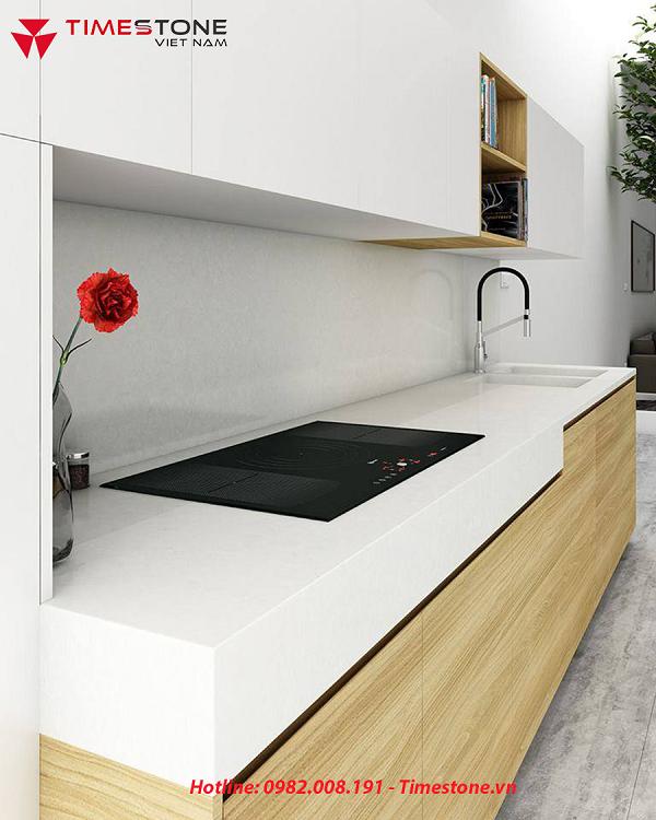 3 điều cần nhớ để chọn mặt bàn bếp đá nhân tạo bền đẹp hàng chục năm